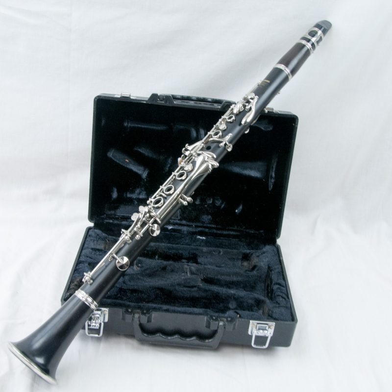 Yamaha ycl 34 intermediate wood bb clarinet ycl 450 for How much is a used yamaha clarinet worth