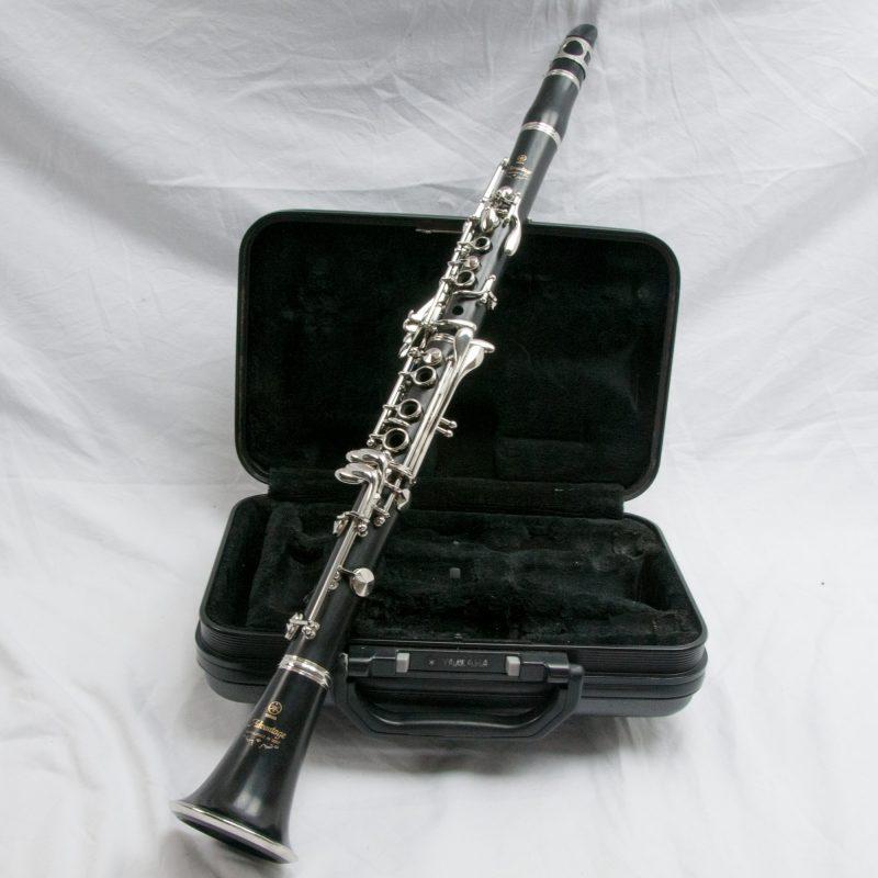 yamaha ycl 400 ad intermediate wood bb clarinet shop